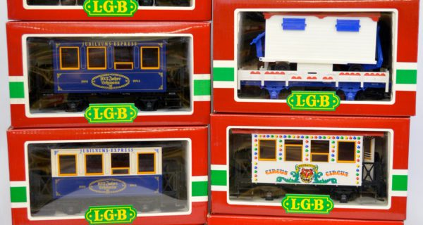 LGB G Scale Trains & Accessories And Die Cast