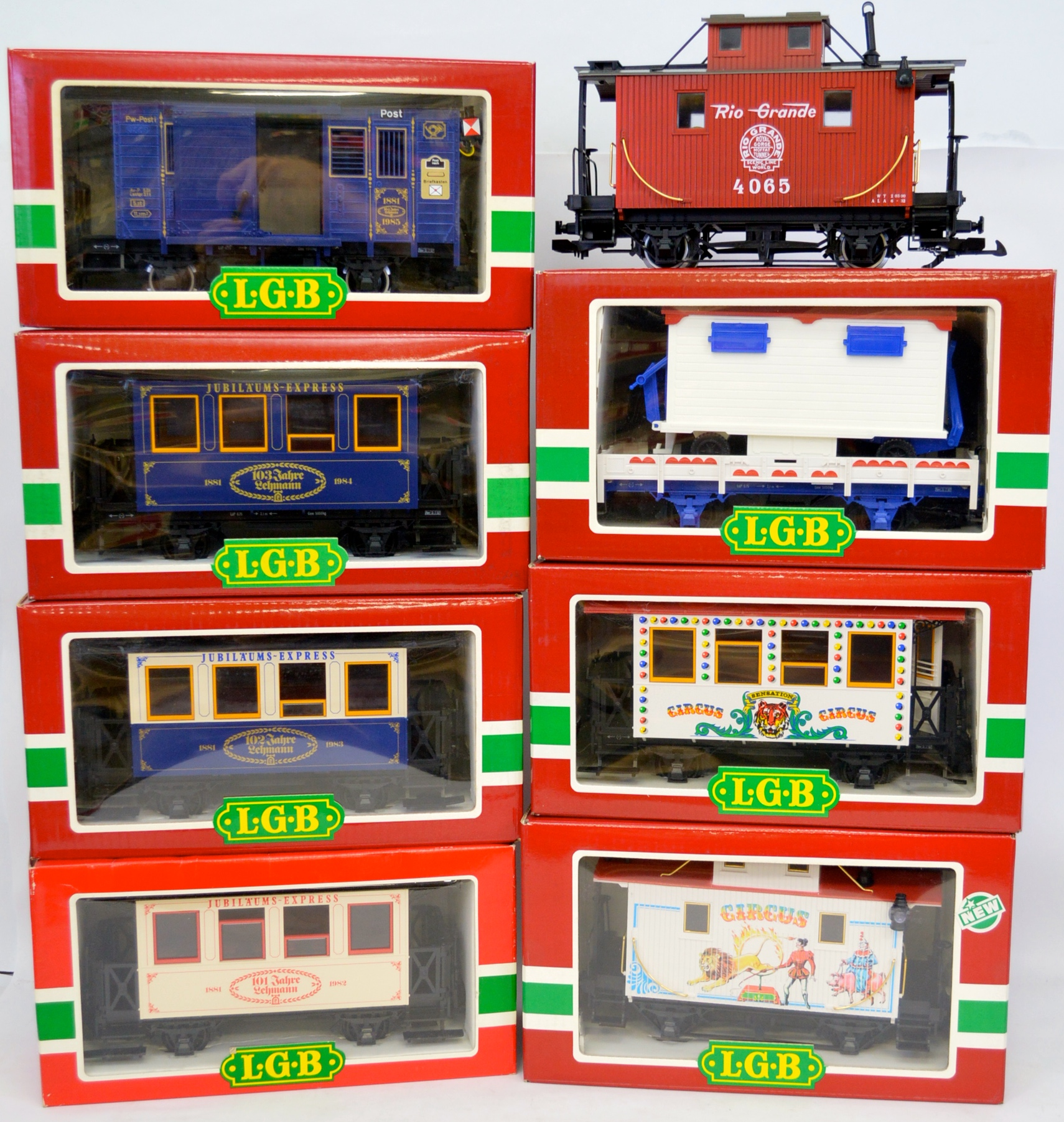 LGB G Scale Lionel O Gauge Trains & Accessories And More