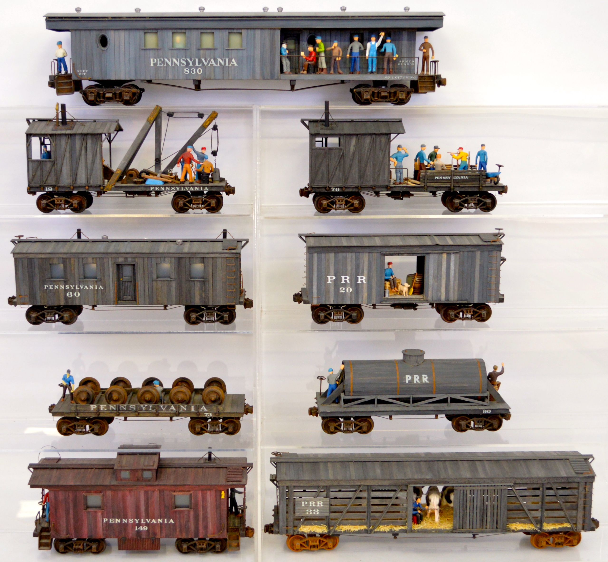 Vintage Die Cast, Model Train & Railroadiana Auction