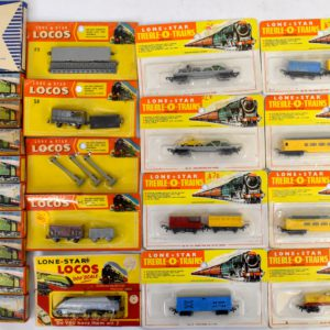 ONLINE ONLY HO, TT, Z Scale And Lone Star Trains