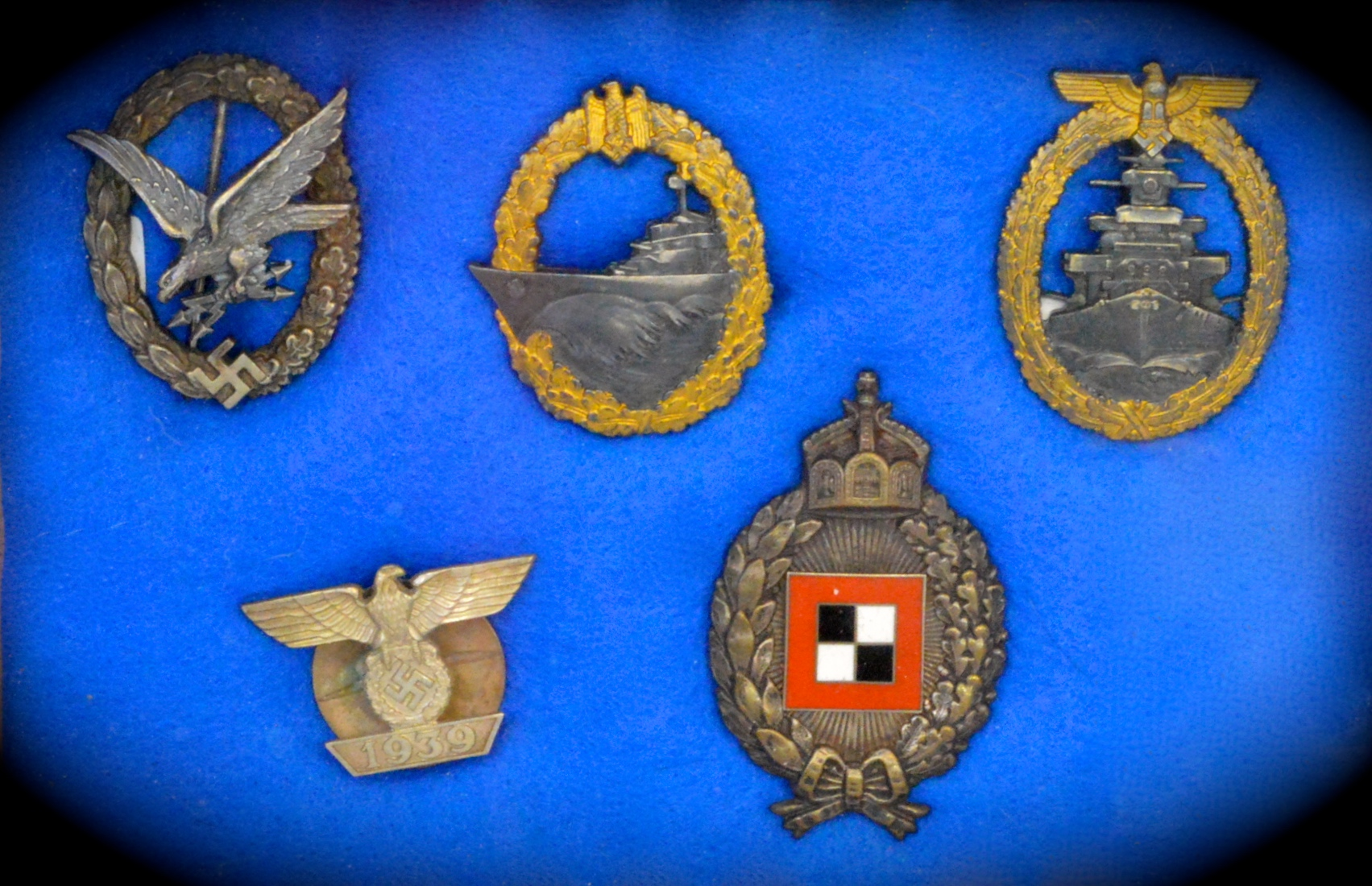 Incredible Vintage Militaria WWII WWI Civil War Etc