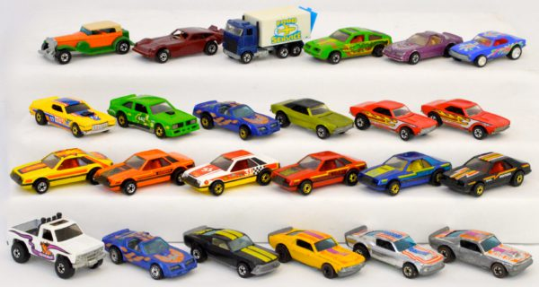 Vintage Toys, Die Cast, Hot Wheels Barbies And More