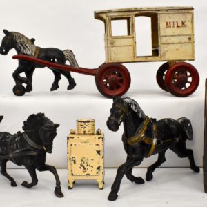 Antique Vintage And Modern Toys And Die Cast