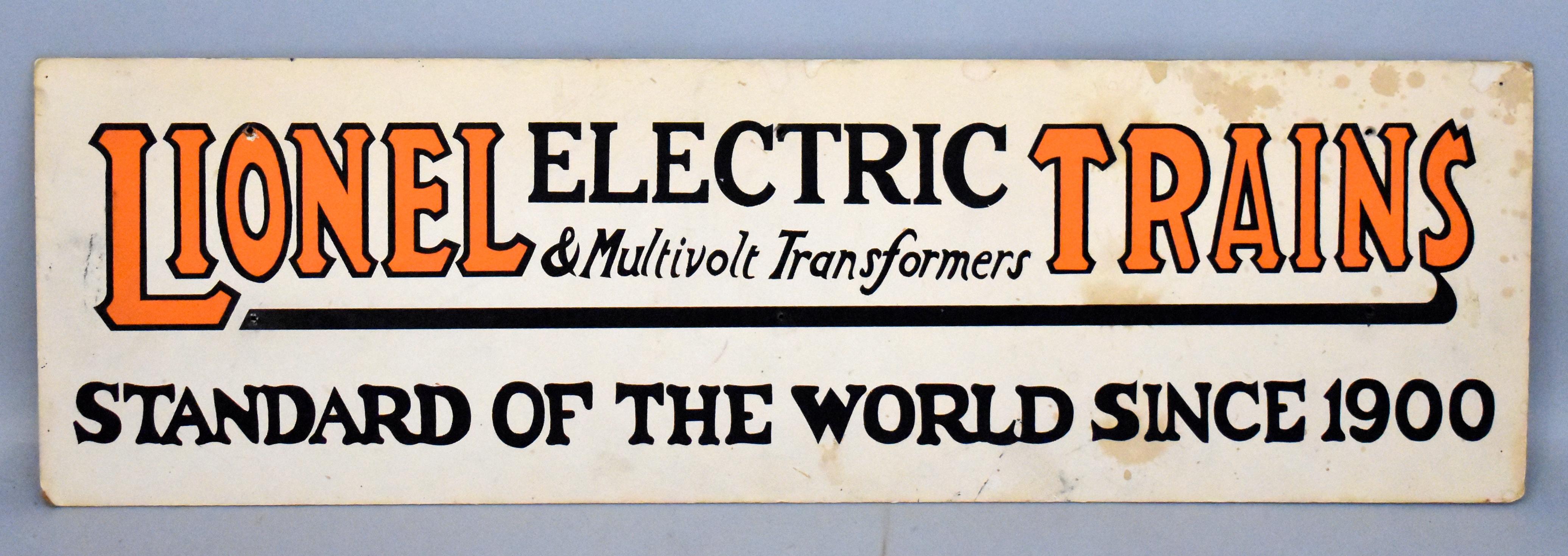 Prewar Postwar & Modern Lionel American Flyer O & Standard Gauge Trains