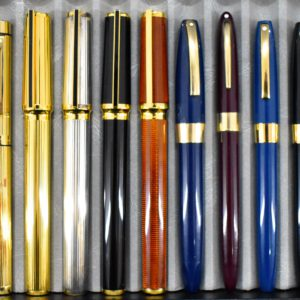Fantastic Modern And Vintage Fountain Pens