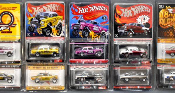 Hot Wheels Redline Club Cars Plus Childhood Comic Collection