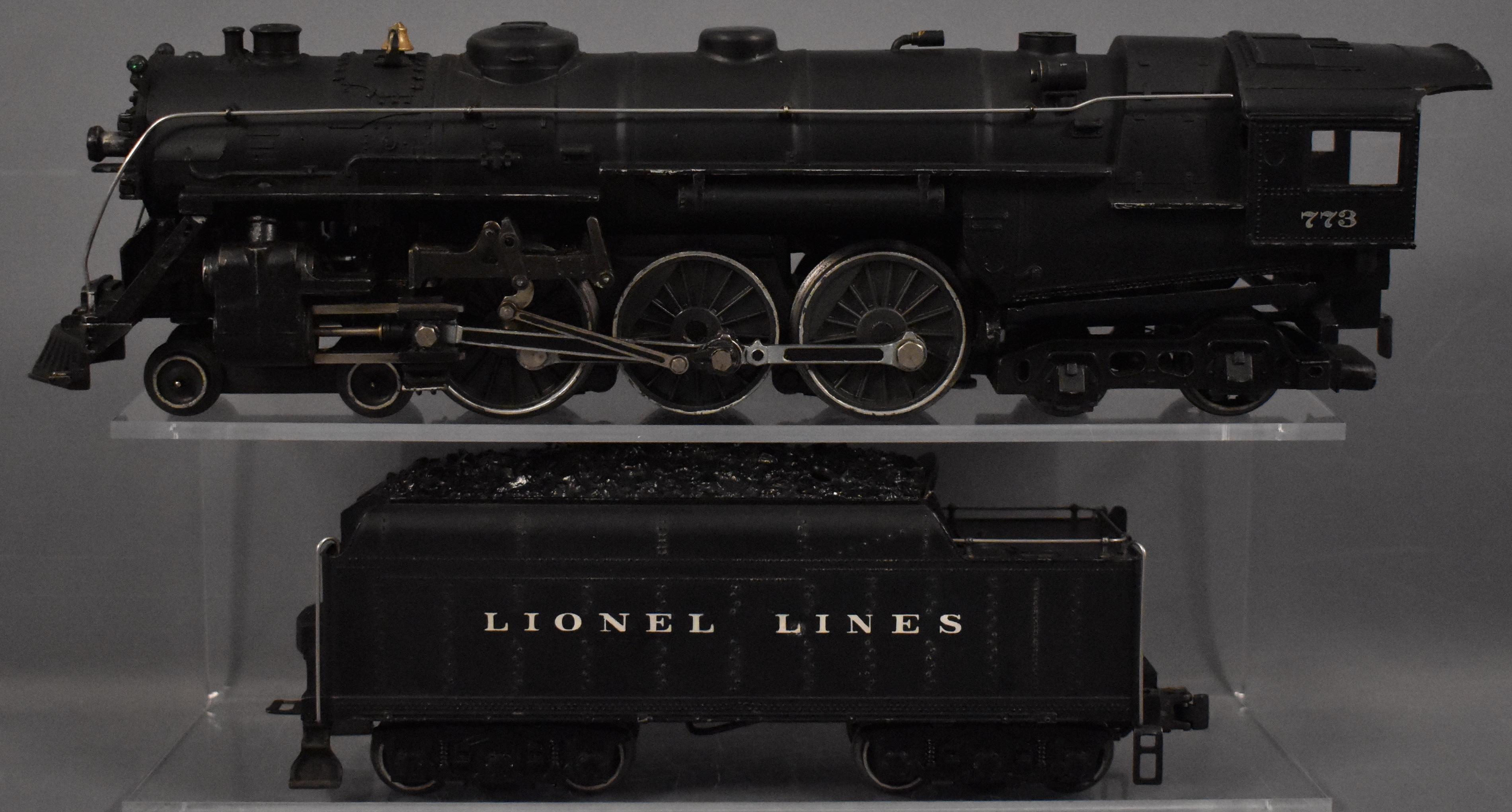 Online Only O Gauge Trains Postwar To Modern