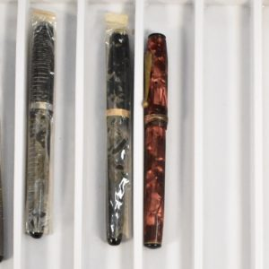 Online Only Live Vintage And Modern Fountain Pens