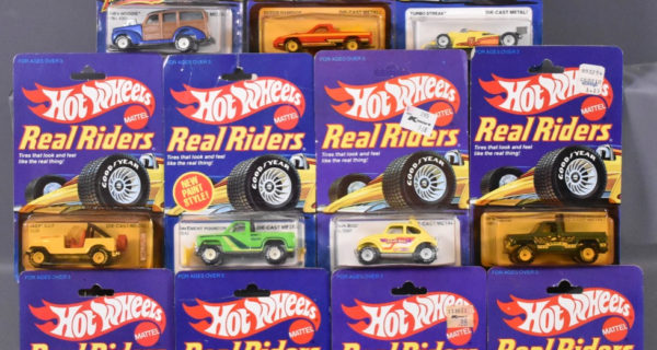 Awesome Vintage Hot Wheels Blackwall Real Riders And More