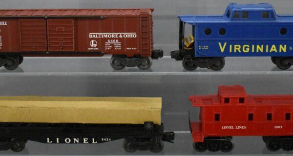Fantastic Lionel Postwar And Prewar Trains And Accessories
