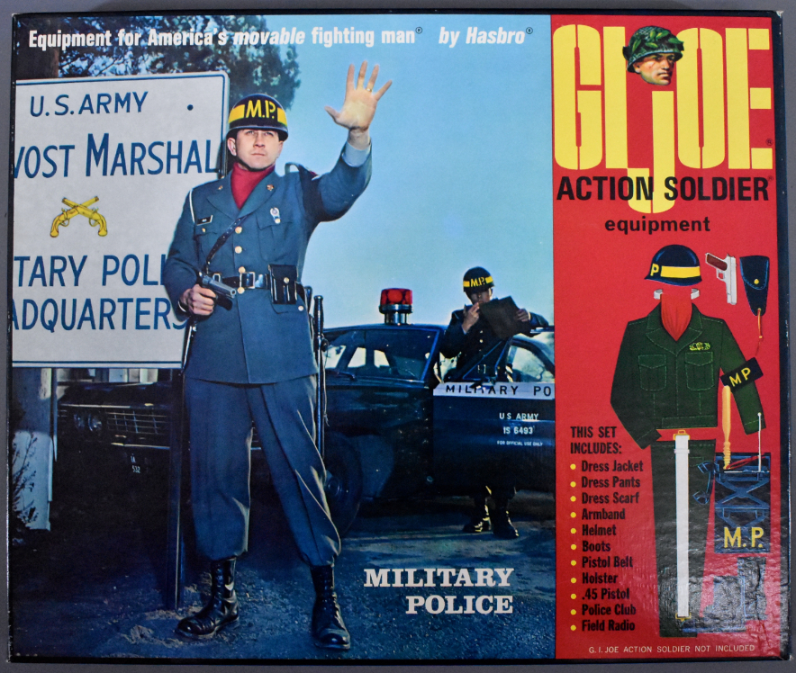 Fantastic Vintage GI Joe, Toys And Comic Books